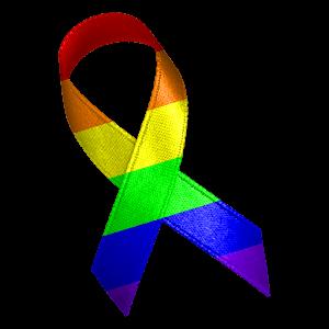 アウェアネス,リボン,Awareness,Ribbon,レインボー,同性愛