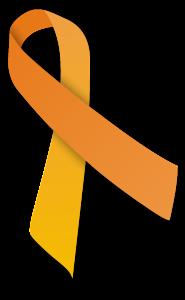 アウェアネス,リボン,Awareness,Ribbon,オレンジ,人種差別